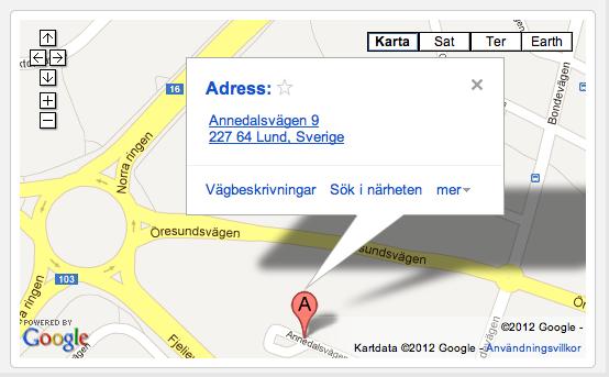 GoogleMapsKarta