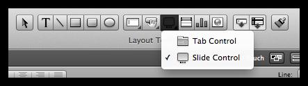 SlideControl