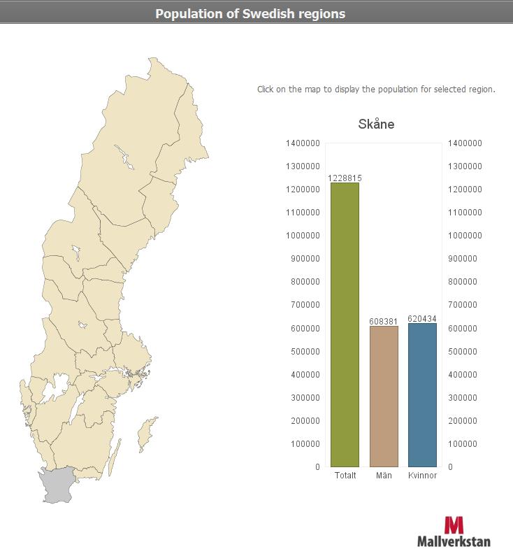 SwedishMap